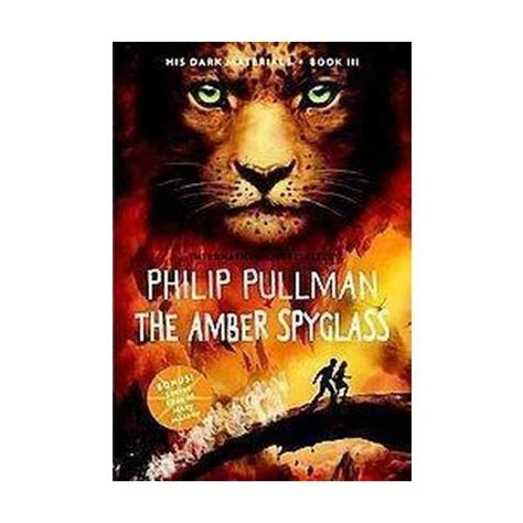 The Spyglass By Philip Pullman the spyglass his materials paperback by