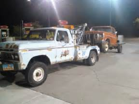 ford tow trucks