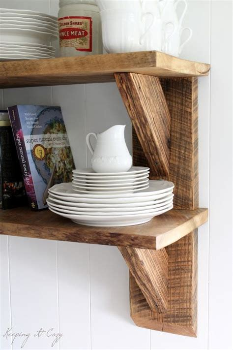 book shelves from old barn wood house to a home pinterest