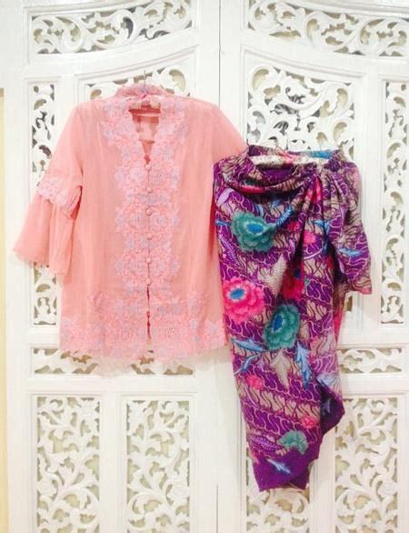 Set Kebaya Bali Murah jual kebaya casual set pd208 harga murah surakarta oleh toko butik my kebaya