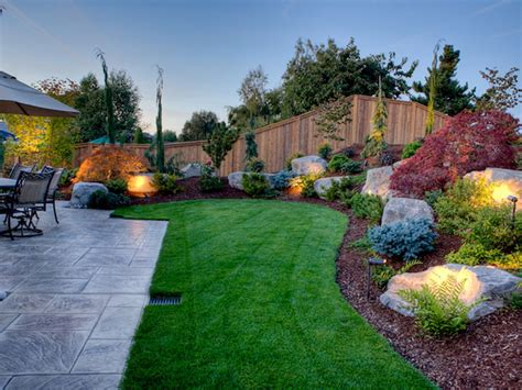 landscaped backyards 40 beautiful front yard landscaping ideas yard