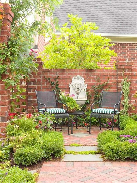 small space landscaping ideas gardens electrical