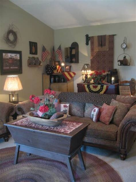 primitive living room ideas 17 best images about primitive americana living room ideas on country sler