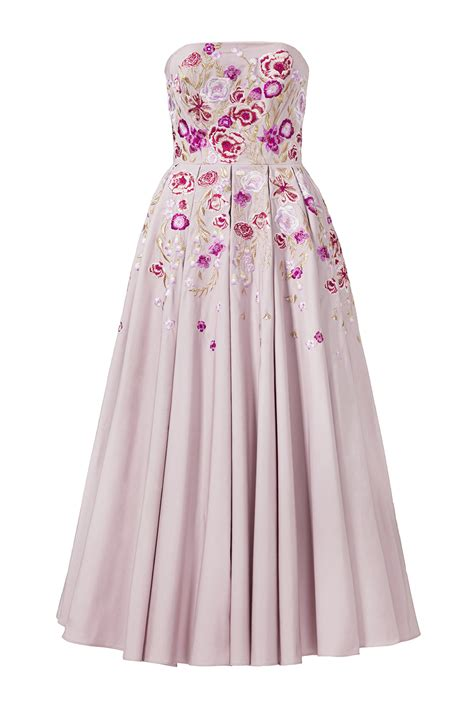 Midi Dress 130 lilac midi dress by marchesa notte for 130 150 rent the runway