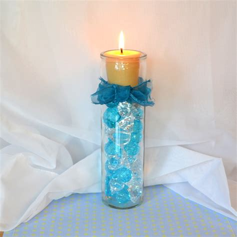 Votive Vases by Votive Vase With Acrylic Fillers Baby Shower Celley