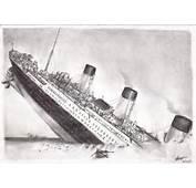 Titanic Photo Drawing  Images