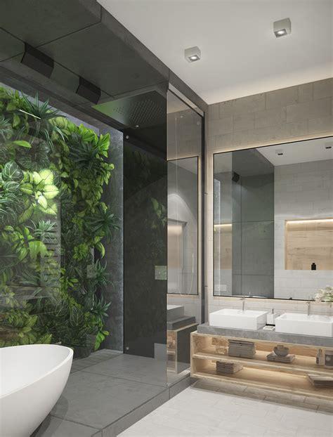 Rainforest Bathroom by Rainforest Bathroom On Behance