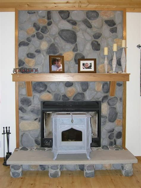 Installing A Pellet Stove In A Fireplace by 57 Best Images About Woodstove Fireplace Ideas On