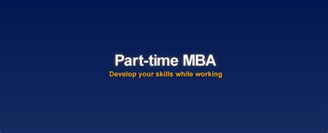 Mba Japan Part Time by Welcome To N I B M S