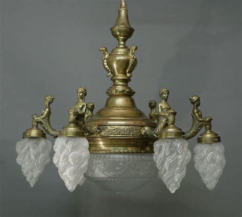 pflanzen kronleuchter dekor - Antiquitäten