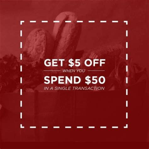 Ralphs Gift Card Discount - ralphs coupon save 5 off a 50 purchase deal mama