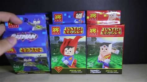 Bootleg Lego Justice League Flash lego dc superheroes justice league lele bootleg 79022 review