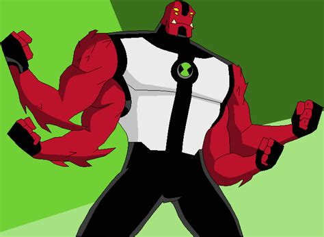 image ben 10k four arms bry png ben 10 fan fiction