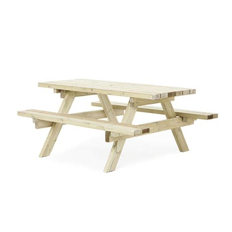 commercial picnic tables and benches 5ft pressure treated wood picnic table bench commercial