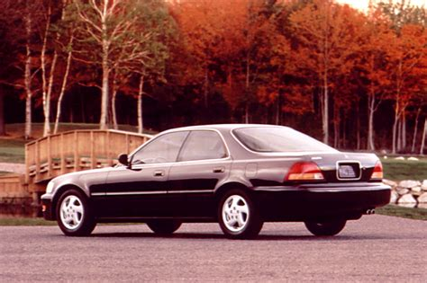1996 acura tl 1996 98 acura tl consumer guide auto