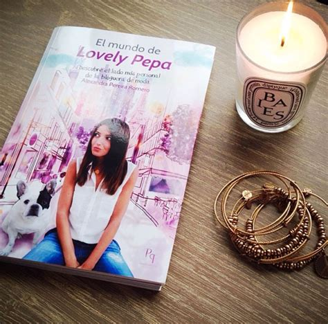 libro simply lovely pepa la bloguera m 225 s d 233 bil lovely pepa