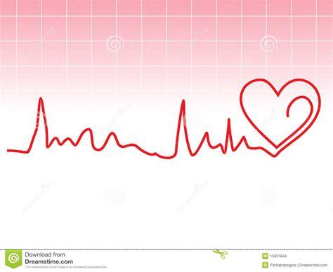 heart rhythm line clipart clipground