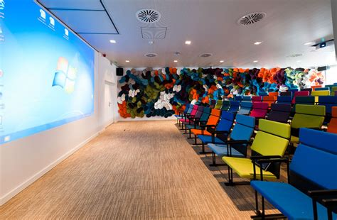 Microsoft Offices by Inside Microsoft S New Lisbon Offices Office Snapshots