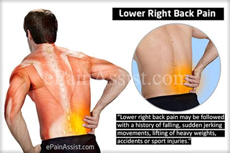 light burning in stomach lower right back causes symptoms treatment
