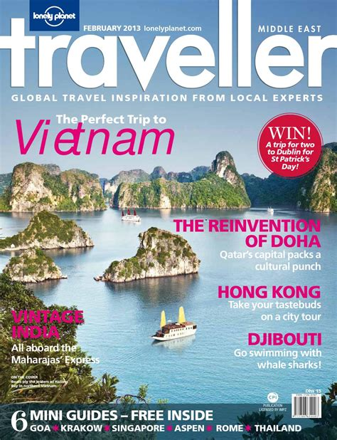 ambush mag volume 31 issue 18 2013 lonely planet traveller me issue 2 2013 feb by lonely