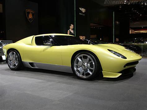 Lamborghini Miura Concept by Cacha Style 2006 Lamborghini Miura Concept