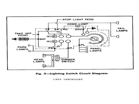 wiring diagram   ford headlight switch wiring forums