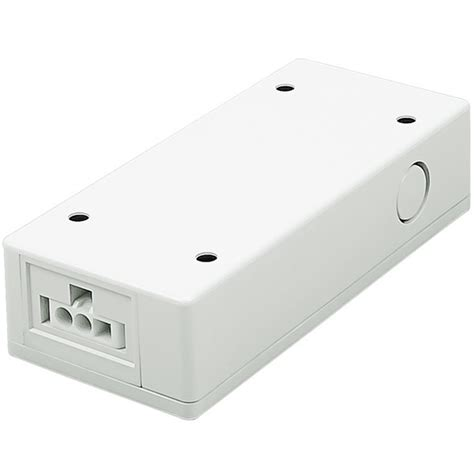 under cabinet lighting junction box kobi k6m7 junction box white