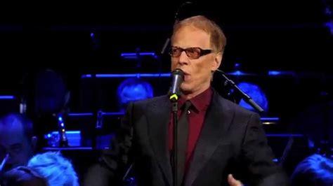 danny elfman voice of jack danny elfman sings jack skellington youtube