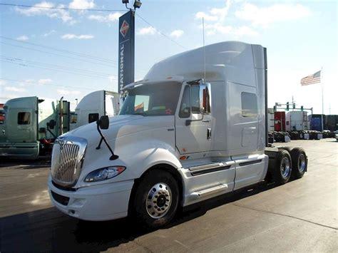 international semi truck 2012 international prostar sleeper semi truck for sale
