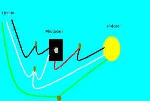 photocell wiring diagram 120v exterior photocell wiring diagram robsingh co