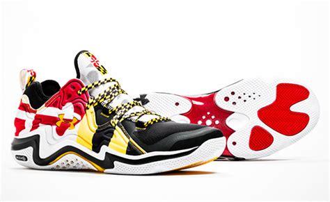maryland pride basketball shoes armour basketball maryland pride collection