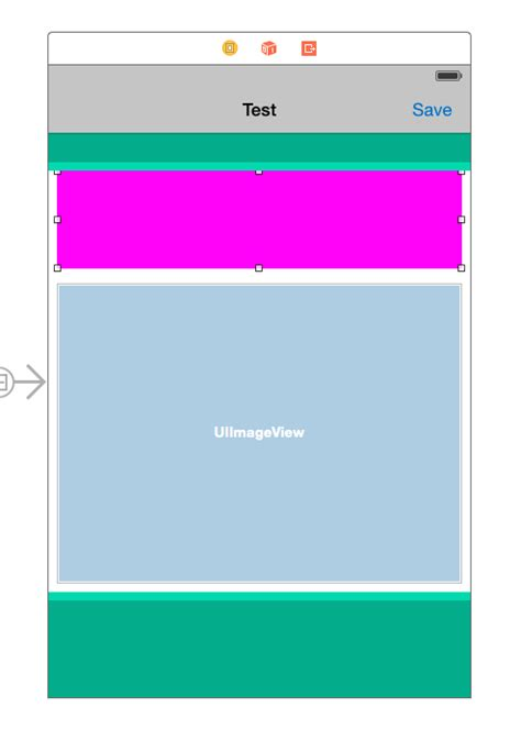 auto layout uitextview height ios use autolayout to scale down uiimageview height