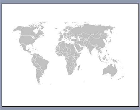 world map with country names for powerpoint free editable worldmap for powerpoint