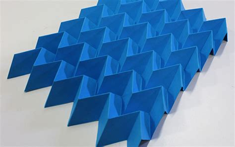 Origami Engineering - return to the fold for strong structures swinburne
