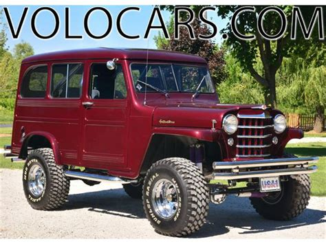 jeep willys wagon for sale 4 door willys wagon for sale autos post