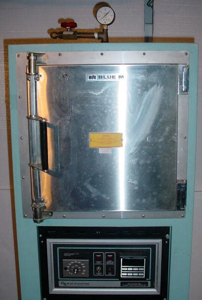 Oven National Omega used vacuum ovens blue m napco hotpack labline mill