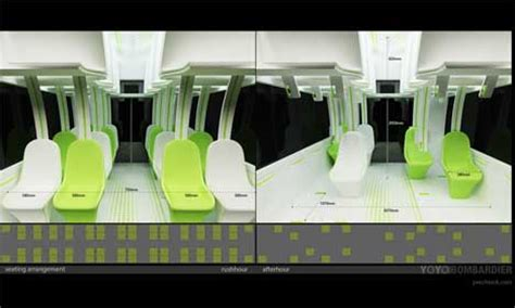 yourail design contest right on track amazing flexible train seating concept