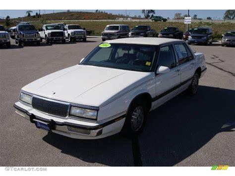 buick lesabre 1991 1991 white buick lesabre limited sedan 19370926