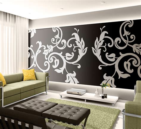 stencils for rooms wall stencil ideas for living room dorancoins