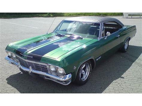 impala ss 2010 chevrolet impala ss 1965 fremtidsplaner nyt og stor