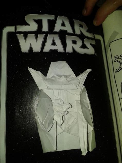 Who Created Origami - kawahata yoda created origami yoda