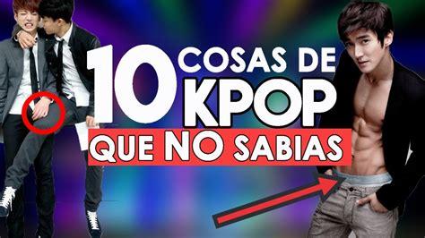 imagenes cosas que no sabias 10 cosas de kpop que no sabias shiro no yume youtube