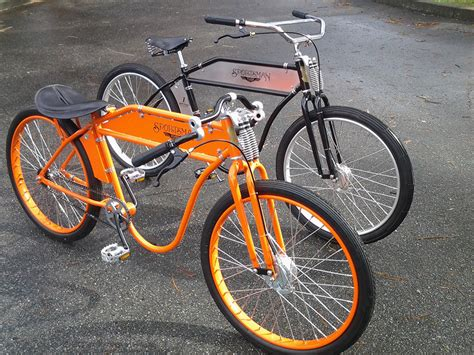 Handcrafted Bicycles - custom cruiser bicycle frames bicycle model ideas