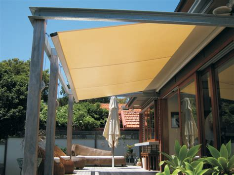 sail awnings for decks outrigger retracting awnings contemporary patio