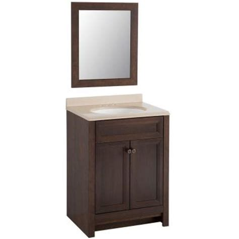 24 X 18 Vanity by Home Decorators Collection Brinkhill 24 In W X 18 In D