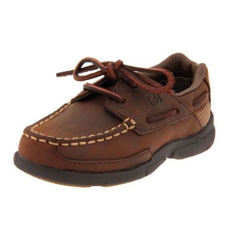 kid boat shoes sperry top sider charter boat shoe toddler kid big