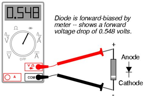 how to test diode for or bad lessons in electric circuits volume iii semiconductors chapter 3