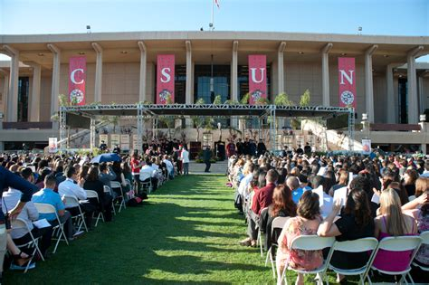 California State Northridge Mba Tuition by Photo Gallery A Look Back At Csun S 2013 Commencement
