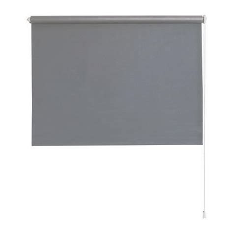 ikea blackout shades ikea blackout roller blinds 39 37x76 77 quot rare gray