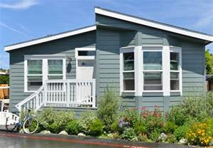 considering exterior design for mobile homes mobile